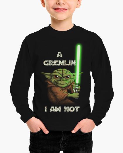 Ropa infantil Yoda-Gremlin