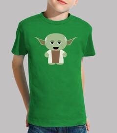 Yoda - Caricatura