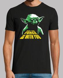 Yoda - Que la Fuerza te Acompañe (La Guerra de las Galaxias)