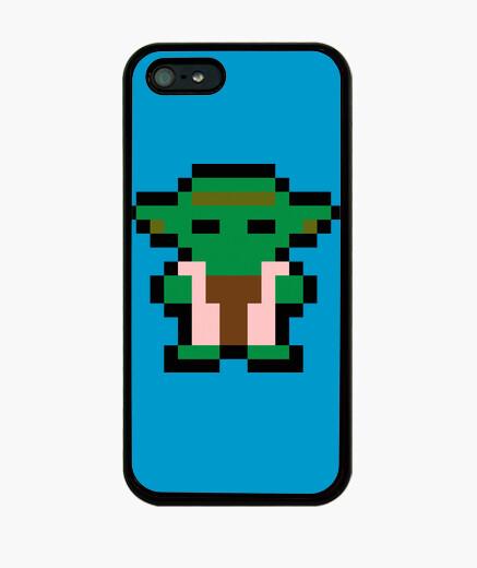 Funda iPhone Yoda 8 Bits (iPhone)