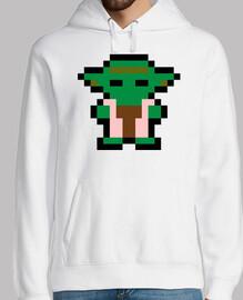 Yoda 8 Bits (Sudadera)