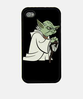 yoda bande dessinée - iphone 4 / 4s