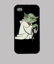 Yoda Cartoon - iPhone 4/4S