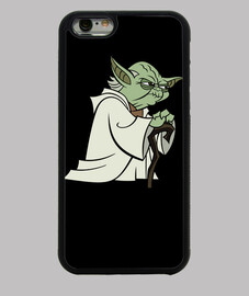 Yoda Cartoon - iPhone 4/4S