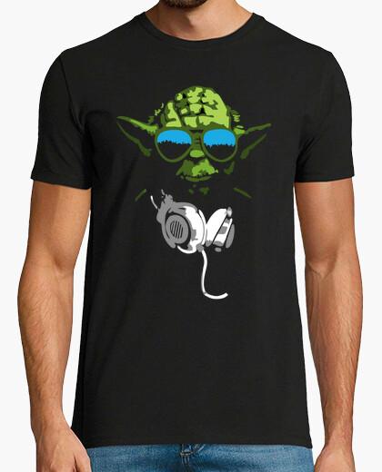 Camiseta Yoda DJ.