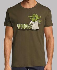 Yoda es más fuerte que tú
