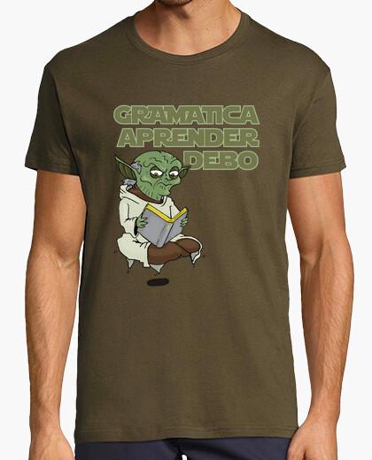 Tee-shirt YODA GRAMMAR