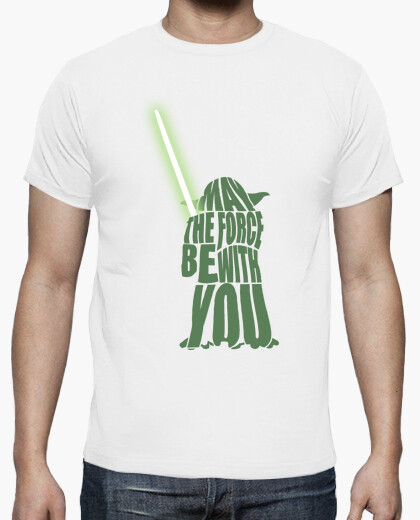 Camiseta Yoda Star Wars