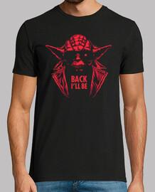 Yoda Terminator - Back I'll Be