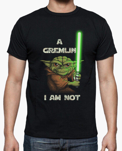 18,95€  Camiseta Yoda - Gremlin