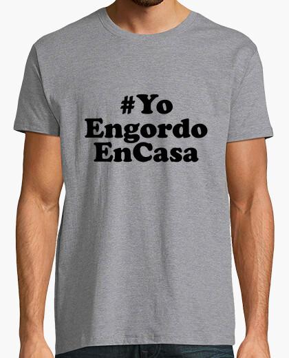 Camiseta YoEngordoEnCasa