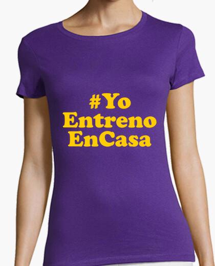 Camiseta YoEntrenoEnCasa