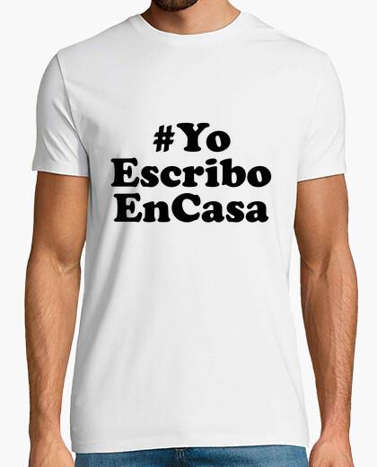 Camiseta YoEscriboEnCasa