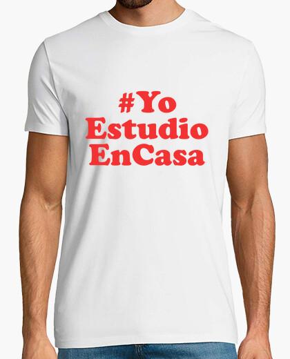 Camiseta YoEstudiaEnCasa