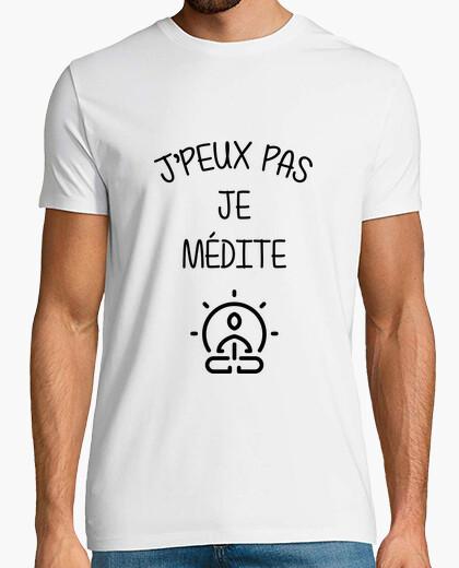 Camiseta Yoga - Yogi - Budismo - meditación