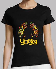 yoga colorato