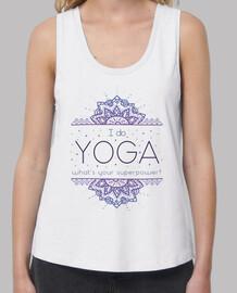 yoga è il mio superpotere!