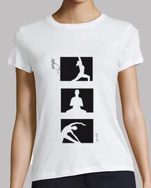 Yoga en tres Black