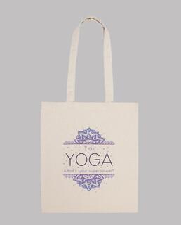 yoga est ma superpuissance!