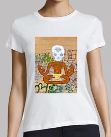 Yoga Grafiti - Camiseta Mujer