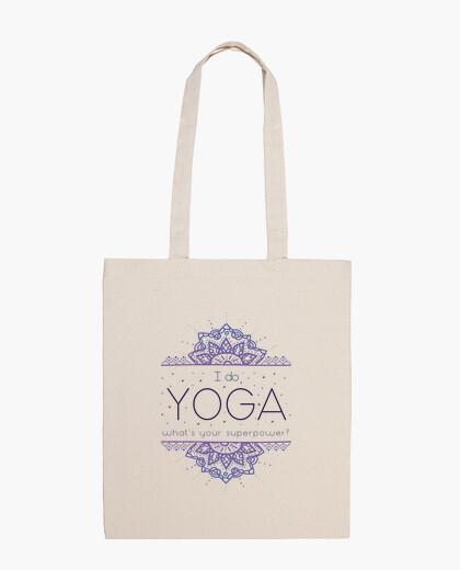 Bolsa Yoga is my Superpower!
