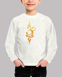 Yoga respiración naranja