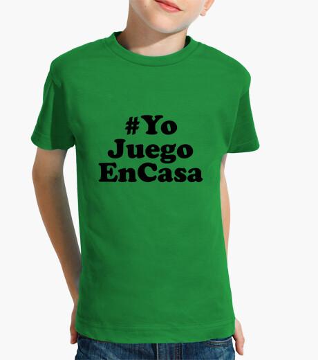 Ropa infantil YoJuegoEnCasa