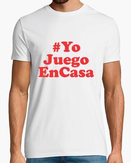 Camiseta YoJuegoEnCasa