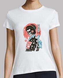 yokai geisha shirt femme