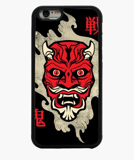 Funda iPhone 6 / 6S yokai shirt demon mask japan - japanese