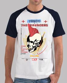 Yondu & The Ravagers on tour (b) - chico