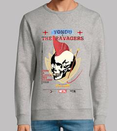 Yondu & The Ravagers on tour (b) - sudadera