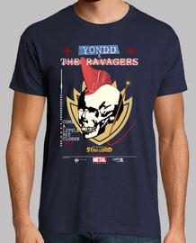 Yondu & The Ravagers on tour (n) - chico