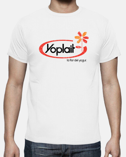 Camisetas Yoplait Vintage