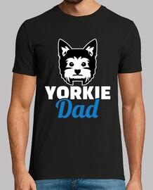 yorkie papa
