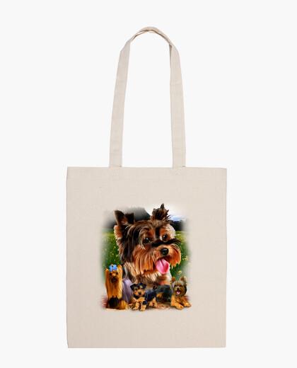 Yorkshire terrier bag