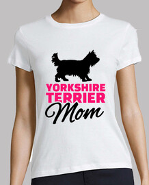 yorkshire terrier maman