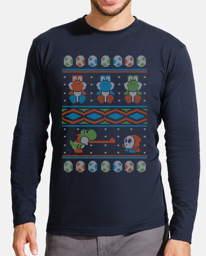 Yoshi Wool is cool Ugly Sweater