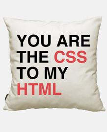 you are il css al mio html