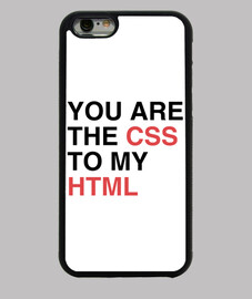 you are il css al mio html