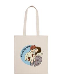 you are my home | handbag