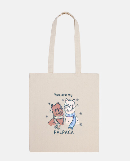 You are my Palpaca - Tote Bag