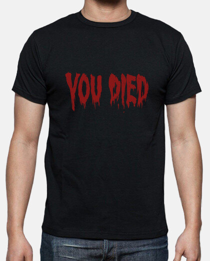 You Died (Resident Evil)