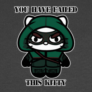Camisetas You have failed this kitty