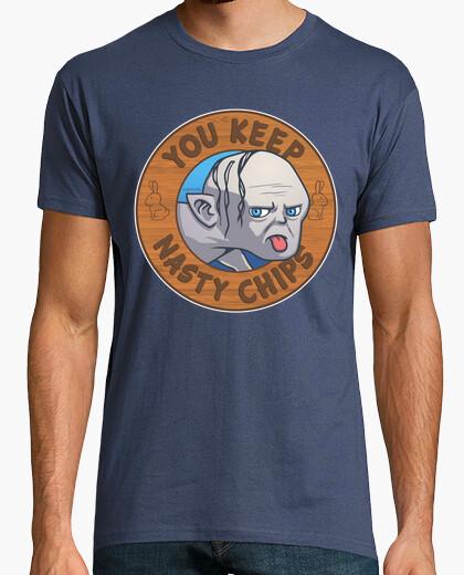 Camiseta You Keep Nasty Chips