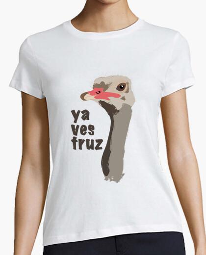 You see truz t-shirt