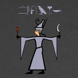 you shall not pass! v2 T-shirts