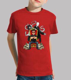 youman throne t-shirt