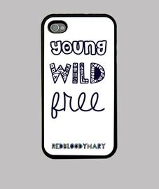Young, wild, free iphone 4 RBM