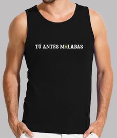 your antes molabas